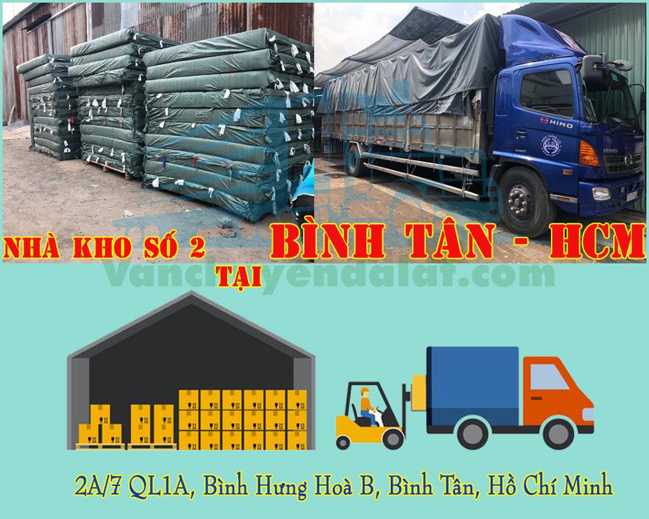 Nhà kho số 2 tại Bình Tân- TpHCM