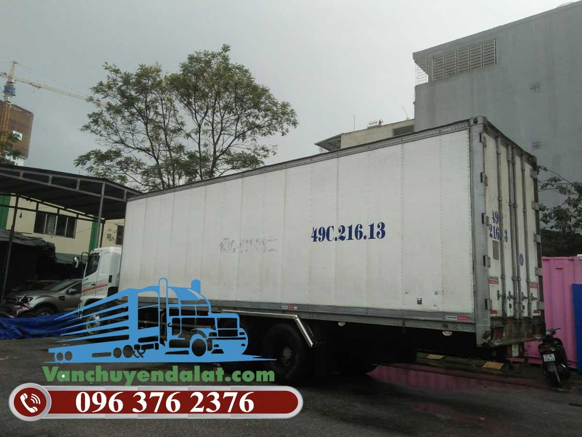 vận chuyển hàng từ TP Hồ Chí Minh đi Bảo Lộc