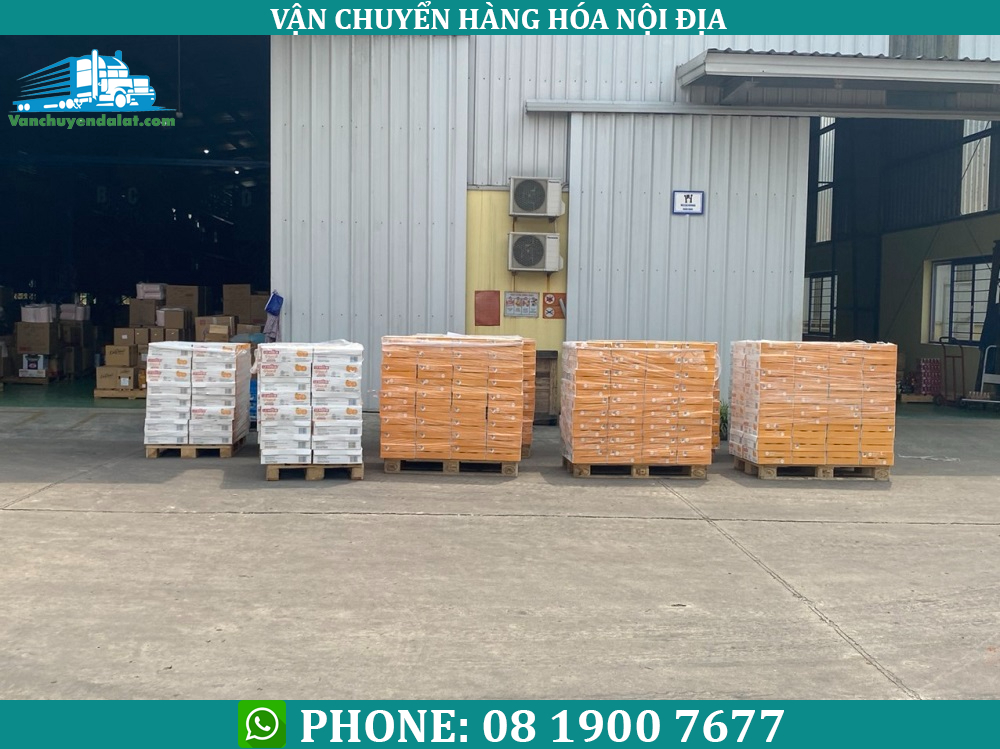 chuyển hàng Hà Nội về Quảng Ngãi